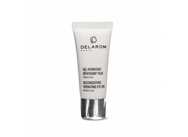 Delarom Gel Hidratante Antifatiga Ojos 15 ml