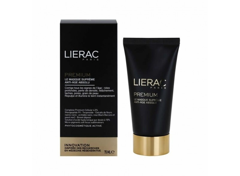 Lierac Premium Mascarilla Suprema Antiedad Absoluta 75 ml