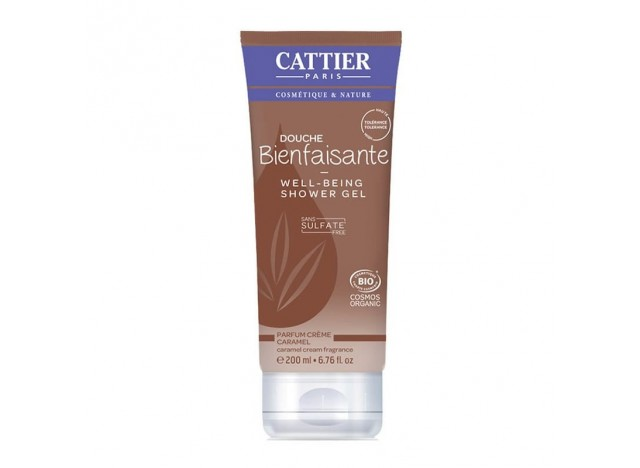 Cattier Gel Ducha Bienfaisante 200ml