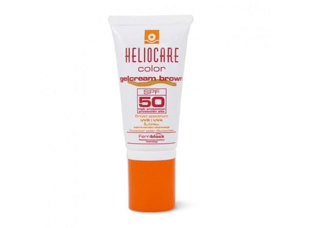 Heliocare Gel Crema Color Brown SPF50 50ml