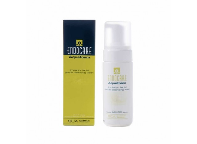 Endocare Aquafoam Limpiador Facial 125ml