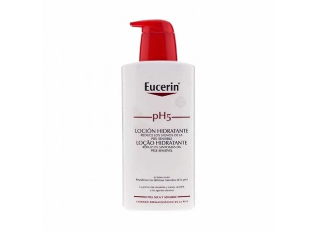Eucerin Piel Sensible Locion Intensiva 1000ml
