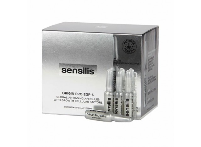 Sensilis Origin Pro Egf-5 Ampollas 30x2ml