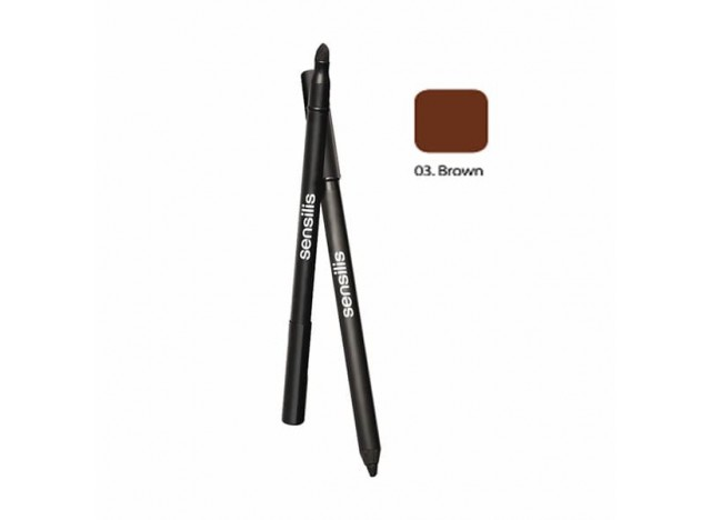 Sensilis Mk Lapiz Ojos Perfect Eyes 03 Brown