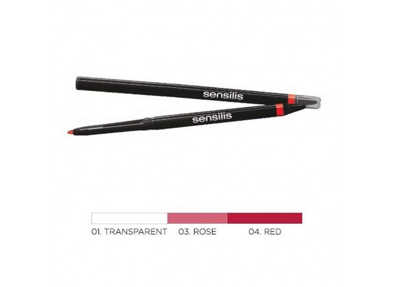 Sensilis Perfect Line Lip Pencil 01 Transparent 3.5gr