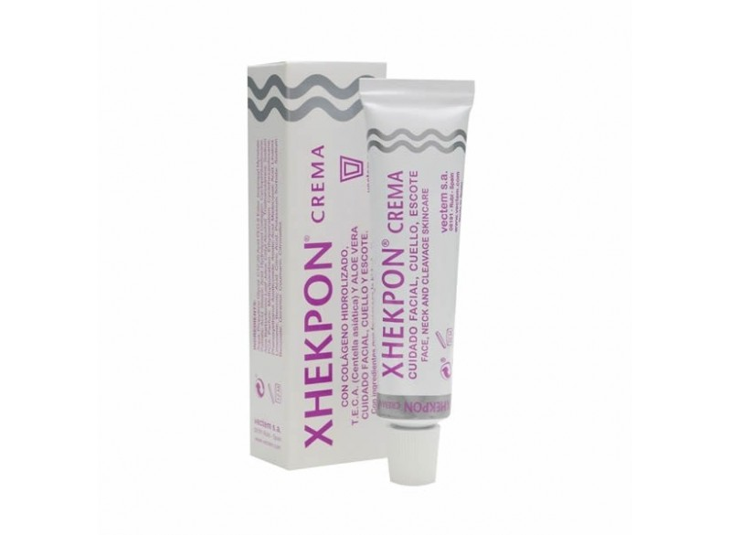 Xhekpon Crema Facial Cuello y Escote 40 ml
