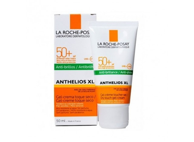 La Roche Posay Anthelios XL Gel Crema Toque Seco SPF50+ 50ml