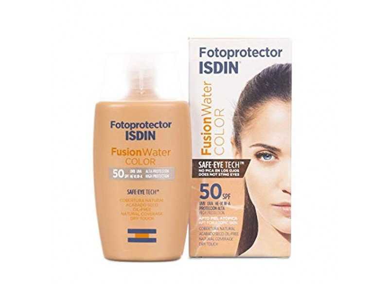 Isdin Fusion Water Color SPF50 50 ml