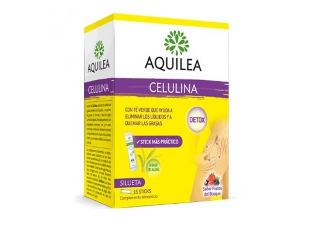 Aquilea Mini Celulina Stick Bebible 15uds x 10ml