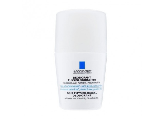 La Roche Posay Desodorante Fisiologico 24H Roll On 50ml