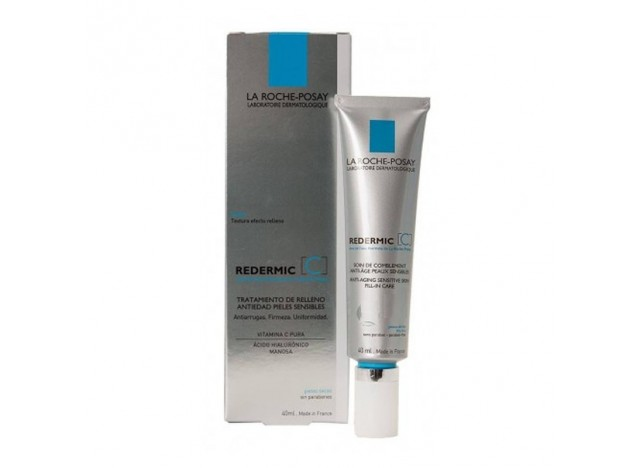 La Roche Posay Redermic C Relleno Antiedad Piel Normal Sensible 40ml