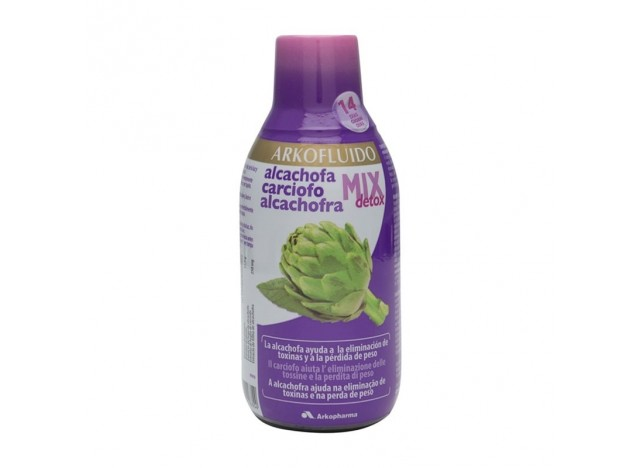 Arkofluido Alcachofa Mix 280ml