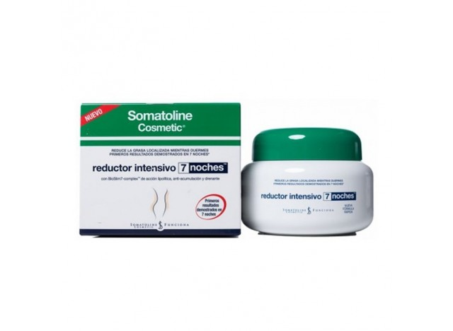 Somatoline Reductor Intensivo 7 Noches 450ml