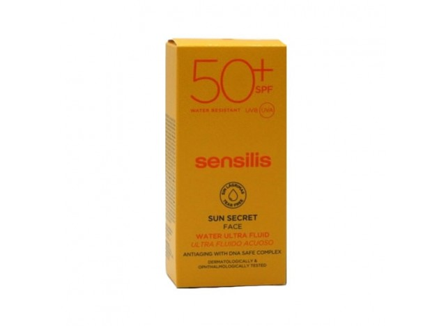 Sensilis Sun Secret Water Fluid SPF50+ 40ml
