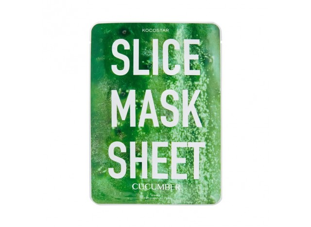 Kocostar Slice Mask Sheet-Cucumber