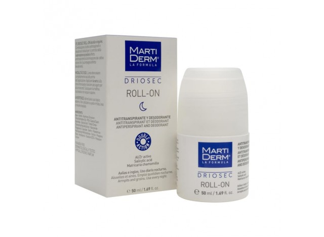 Martiderm Driosec Desodorante Roll On 50ml