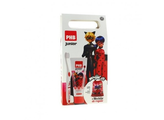 Phb Pack Junior Plus Cepillo + Pasta Menta + Regalo