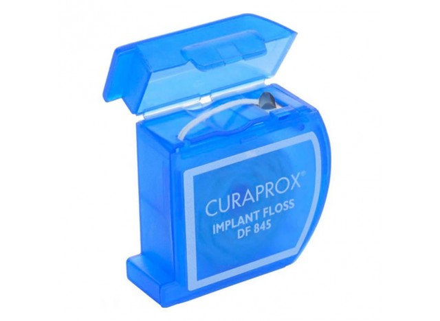 Curaprox Seda Dental 845 Super Floss Implant And Braces