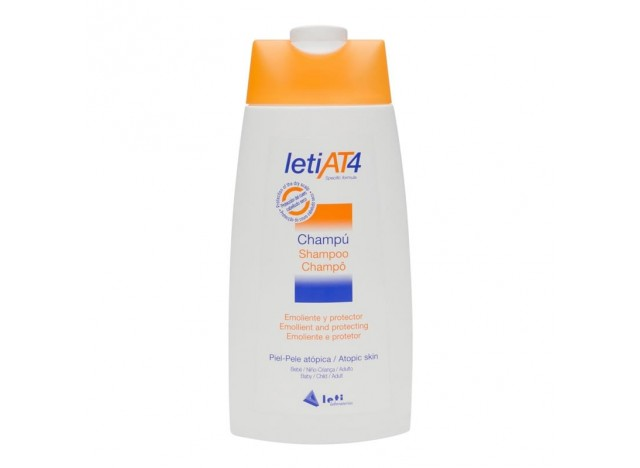 Leti At 4 Champu 250ml