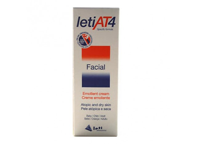 Leti At 4 Crema Facial 50ml