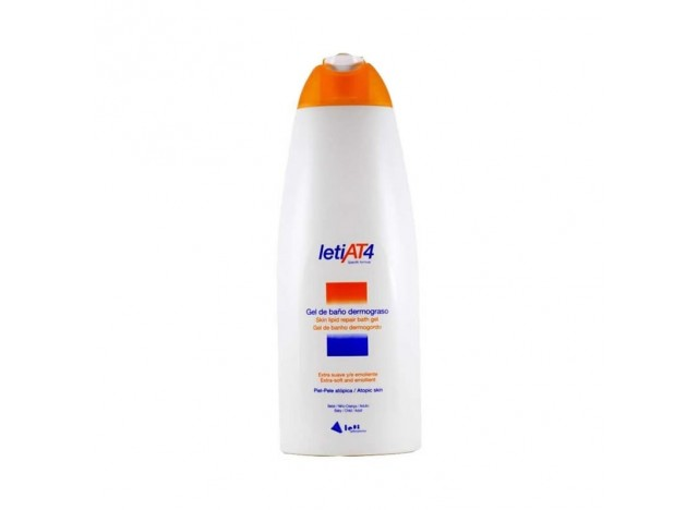 Leti At 4 Gel Baño Dermograso 750ml