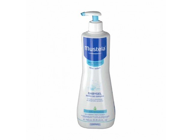 Mustela Baby Gel 750ml