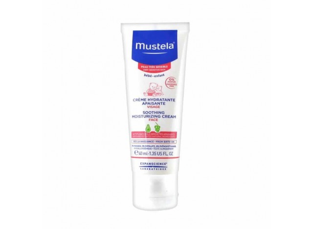 Mustela Crema Facial Stelaprotect 40ml