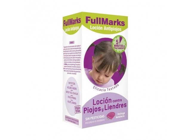 Fullmarks Loción Antiparasitos 100ml