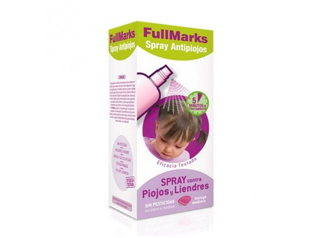 Fullmarks Spray Antiparasitario 150ml
