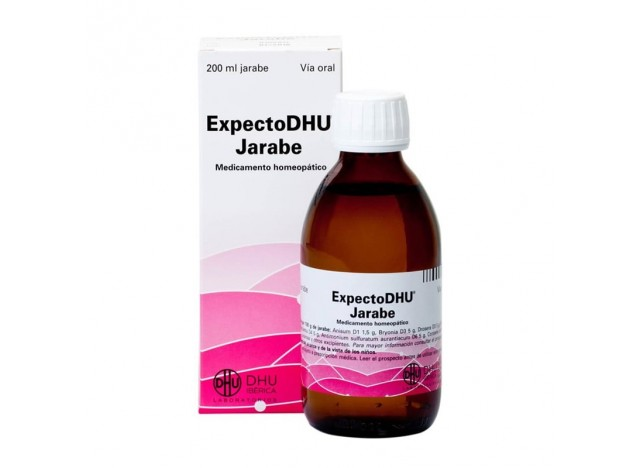 Expecto Dhu Jarabe 200ml