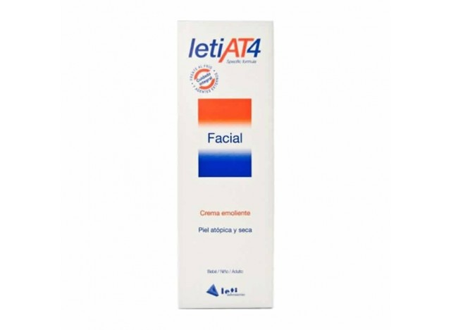 Leti At4 Crema Facial Hidratante 100ml