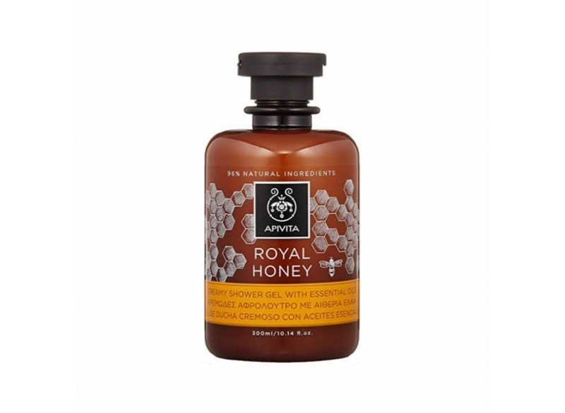 Apivita Royal Honey Gel De Ducha con Miel 300 ml